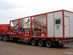 Мобильный Бетонный завод SUMAB K-30 (30 м3/ч) Швеция - фото 2