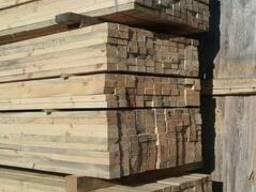 Pine lumber, construction timber - photo 3