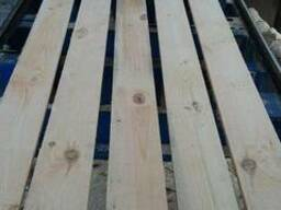 Pine lumber, construction timber - photo 1
