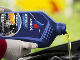 Aminol lubricating OIL Azerbaijan Baku