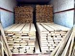 Ash boards edged dry 8% 50/30mm 3m AA/AB rade. Export. - photo 2