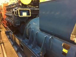 Б/У газовый двигатель MWM TBG 620, 1995 г. ,1 052 Квт. - фото 5