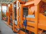 Блок-машина для производства тротуарной плитки R-1500 Швеция - photo 5