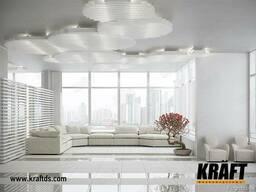 Дизайнерские подвесные потолки KRAFT от производителя - фото 2