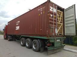 Дрова дубовые в Израиль поставки из Украины контейнерами - фото 2
