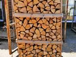 Дрова колотые (дуб, граб, ясень) - фото 2