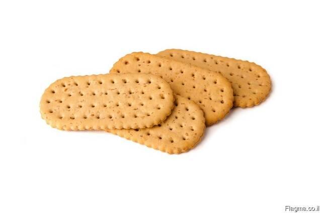 Galette biscuits in range