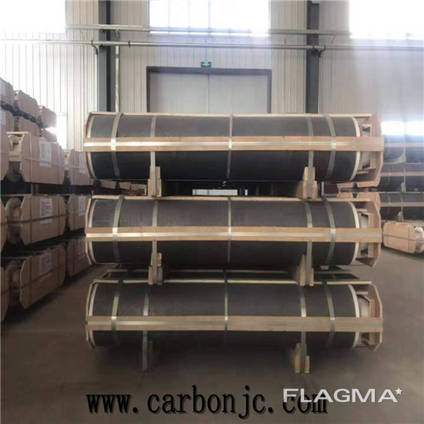 Graphite Electrode UHP HP RP dia.100-700 mm Factory Price