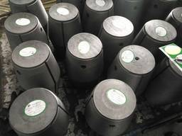 Graphite Electrode UHP HP RP dia.100-700 mm Factory Price - photo 2