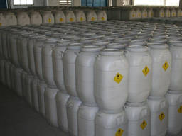 Chemical products from Russian factories
