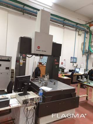 Leitz Zeiss PMM 12106 Измерительный станок