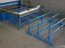 Машина для сварки строительной, арматурной сетки W-215 - фото 7