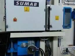 Мобильный вибропресс для больших изделий SUMAB F-12 Швеция - фото 3