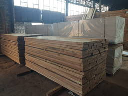 Oak lumber/timber/board unedged, half-edged, edged - фото 7