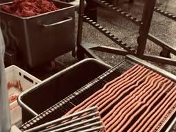 Оборудование для безоболочных колбас, снеков из рыбы, мяс - фото 4