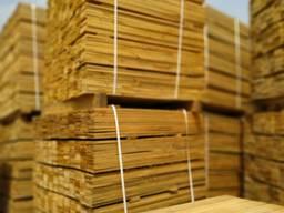 Pine lumber, Edged board, pallet 16×88×1000мм - фото 2