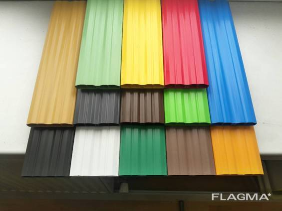 Пластиковый штакетник