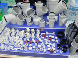 Пластиковые и санфаянсовые изделия