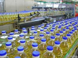 . Подсолнечное масло на экспорт
