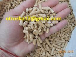 Продам древесную пеллету ( гранулу ) 6 мм - фото 2