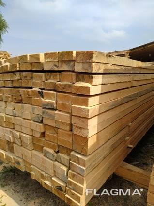 Timber, pine lumber 38 × 88 × 2985/3985 mm