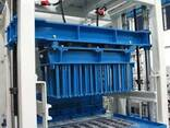 Блок-машина для производства тротуарной плитки R-400 Швеция - фото 5